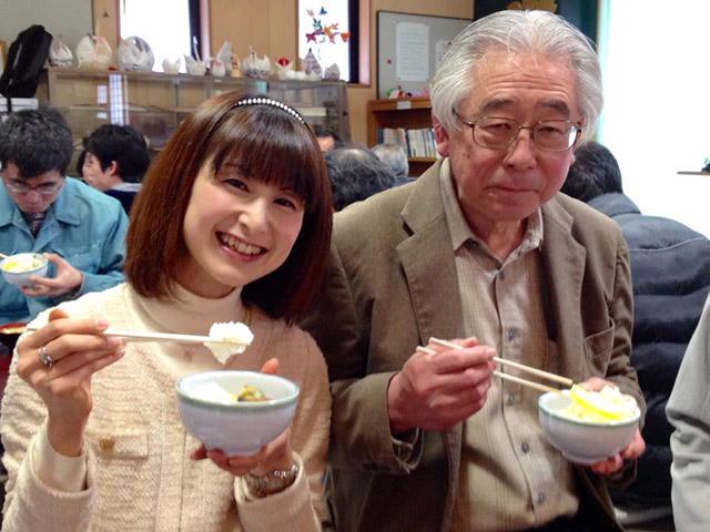 兵庫県おいしいごはんを食べよう県民運動・かまど炊飯体験の支援と連携